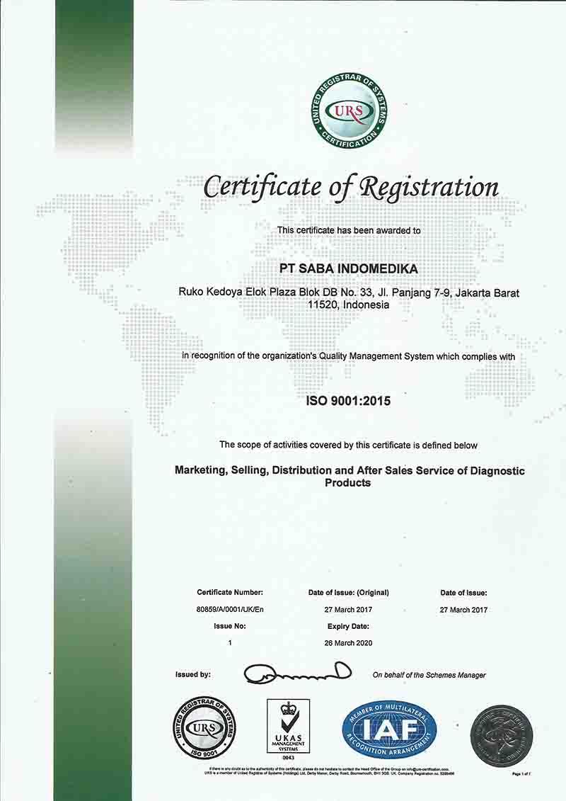 Sertifikat-ISO-9001-2015-PT-Saba-Indomedika